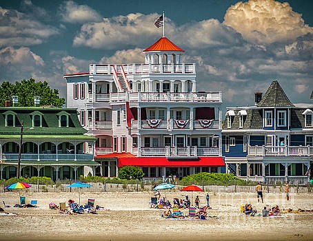 Sea Mist Resort Cape May by Nick Zelinsky