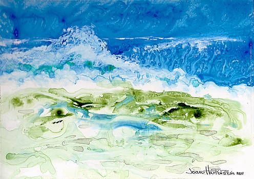 Sea Storm by Joan Hartenstein