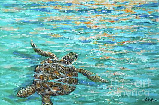 Sea Turtle Dream by Linda Olsen