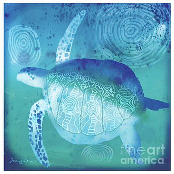 Sea Turtle by Tracy Herrmann