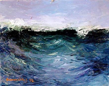 George Siaba - Sea Waves