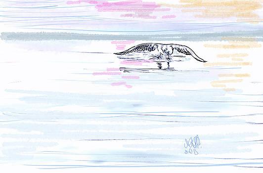 Angela A Stanton - Seagull