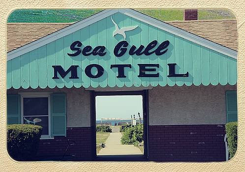 Seagull Motel by Rene Crystal