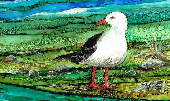 Seagull no.2 by Val Stokes