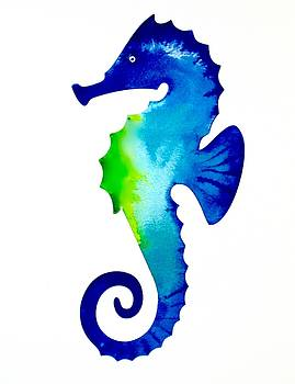 Seahorse by Carol Blackhurst