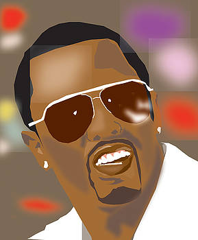 Sean P. Diddy Combs by Michael Chatman