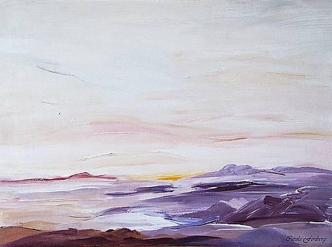 Seascape nr 1 by Carola Ann-Margret Forsberg