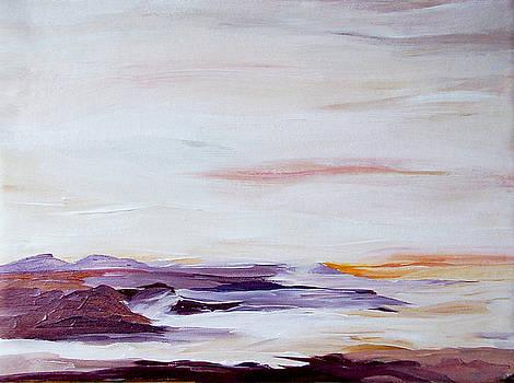 Seascape nr 2 by Carola Ann-Margret Forsberg