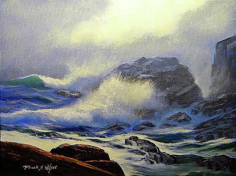 Frank Wilson - Seascape Study 8