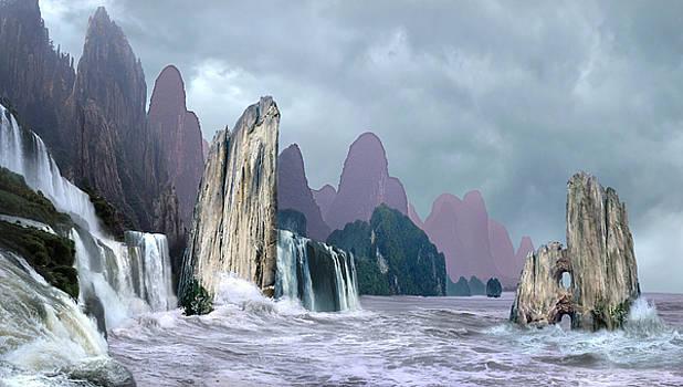 Seashore 1 by Valeriy Mavlo