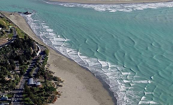 Seashore by Adrienne Christian