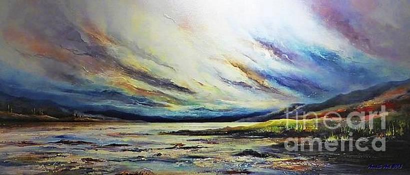 Seaside by AmaS Art