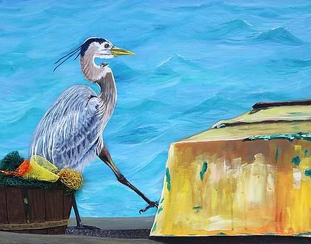 Seaside by Jody Neugebauer