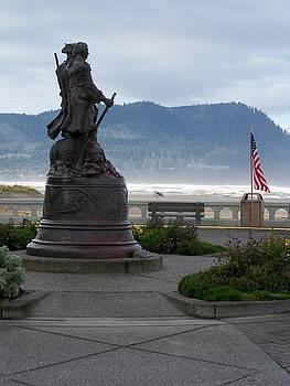 Seaside Oregon by Julie Bell