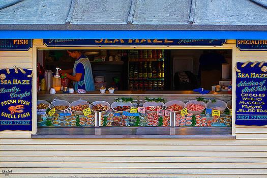 Chris Lord - Seaside Shellfish Snack Shack