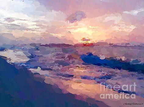 Seaside Swirl by Anthony Fishburne