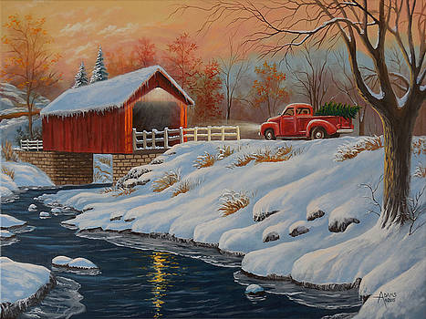 Seasonal Journey by Gary Adams