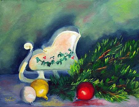 Season's Greeting by Linda Riesenberg Fisler