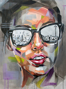 Seattle by Julia Pappas
