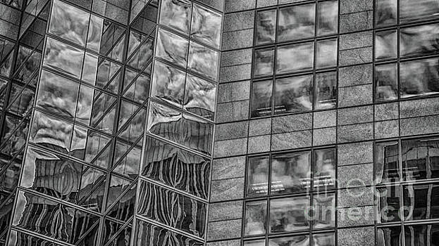 Seattle Reflection No. 4 by John Greco