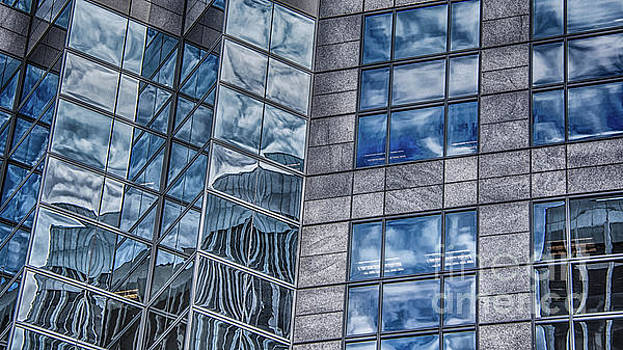 Seattle Reflection No. 2 by John Greco