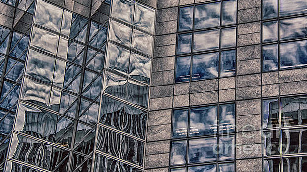Seattle Reflection No. 3 by John Greco