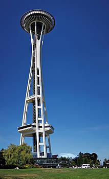 Adam Romanowicz - Seattle Space Needle