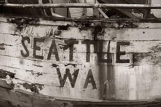 Seattle WA by Bob Stevens