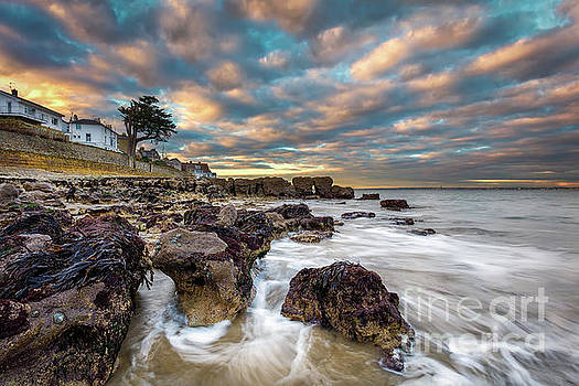 Seaview Sunset by English Landscapes