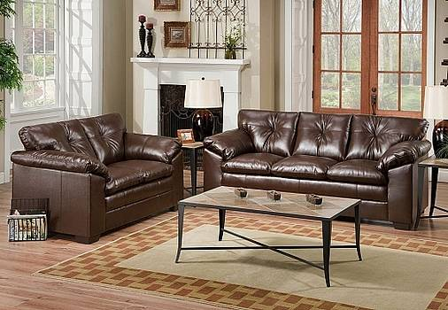 Sebring Coffeebean by Exclusive Furniture