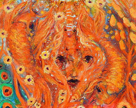 Second Chakra Fishies by Ashleigh Dyan Bayer