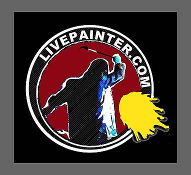 second Official Live Painter Logo  by Neal Barbosa