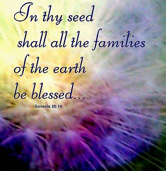 Seed Blessing by Kathleen Luther