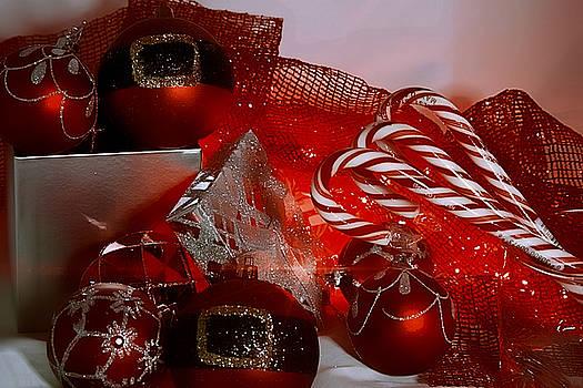Regina Williams - Seeing Red