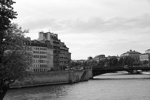 Chuck Kuhn - Seine River Paris III