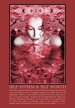 Self-Esteem and Self-Worth by Jaeda DeWalt