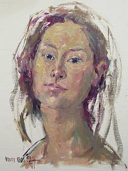 Self Portrait 1602 by Becky Kim
