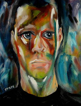 Self Portrait No.5 by Fred Smilde