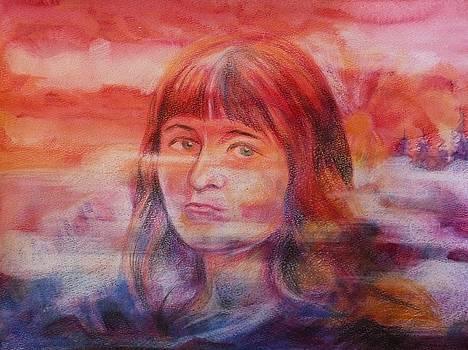 Anna  Duyunova - SelfPortrait