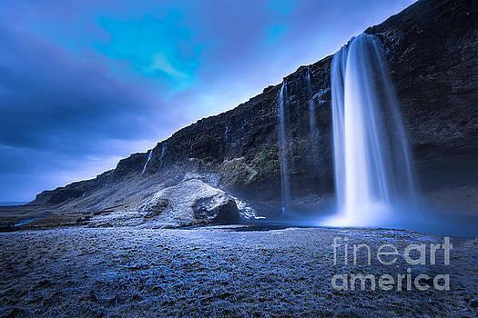 Seljalandsfoss Iceland by Mariusz Czajkowski