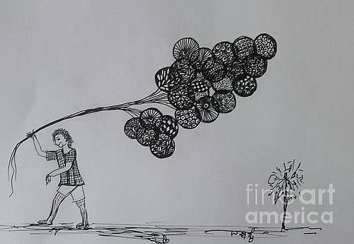 Selling Dreems by Usha Rai