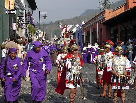 Kurt Van Wagner - Semana Santa Procession I