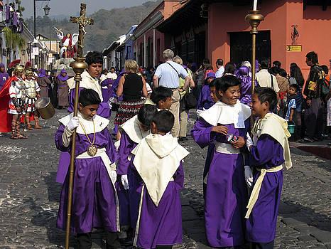 Kurt Van Wagner - Semana Santa Procession II
