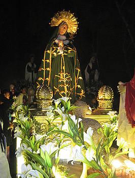 Kurt Van Wagner - Semana Santa Procession Night