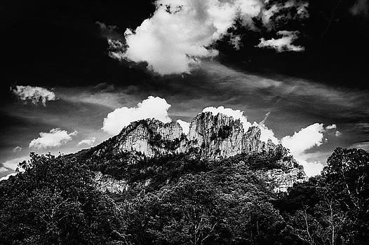 Seneca Rocks II by Shane Holsclaw