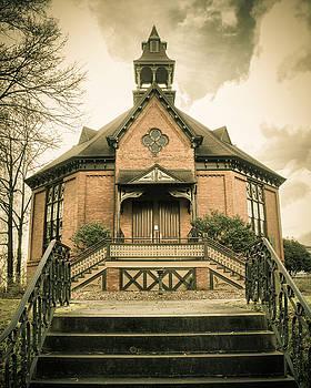 Seney-Stovall Chapel by Lynne Jenkins