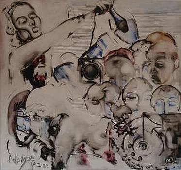 Sensation-seeking by Lilli  Ladewig