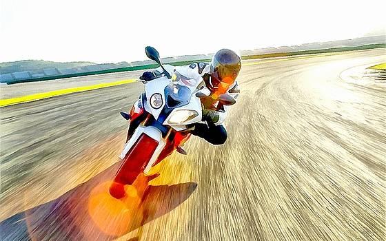 Sense of Speed by Maciej Froncisz
