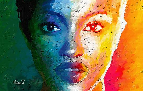 Sensual by Anthony Mwangi
