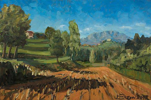 September Plain Air by Marco Busoni